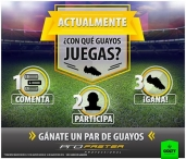 Concurso GOLTY SPORTS -  www.golty.com