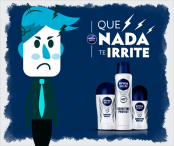 NIVEA MEN Sensitive Protect - www.niveaformen.cl