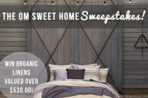 Ron and Lisa - The OM SWEET HOME Sweepstakes - ronandlisa.com