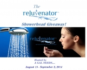 Rejuvenator Showerhead With Microbubble Technology - agalneeds.com