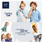 Concurso GAP Perú gana S/.1000 - international.gapinc.com