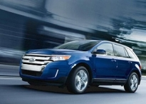 Enter To Win a 2014 Ford Edge - www.giraffl.com