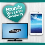 Enter to win Samsung 32� LED HDTV and Samsung Galaxy 7� 8 Gigabyte Tablet - www.shopko.com