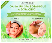 ¡Participa por un Spa BOTANIQUE-COLOMBIA a domicilio! Entra aqu� - lab.blacksheep-smc.com
