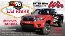 2015 K&N Horsepower Challenge Sweepstakes - Win $35186 2014 Toyota Tacoma - www.knfilters.com