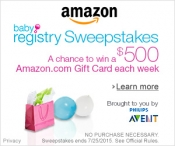 Win a $500 Amazon Gift Card Each Week - amazon.com