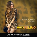 MAYBELLINE COLOMBIA 'LOOK FELINO� - maybelline.com