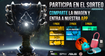 Comparte y Gana un Pack de premios - www.silicon-power.com