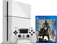 You could win a Limited Edition PlayStation�4 Destiny Bundle - www.winps4bundle.com