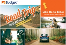 Win $10000 Cash & $5000 Road Trip - www.budget.com