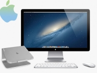 Enter to win a 27in Apple Thunderbolt Display Wireless Keyboard Magic Mouse & Laptop Stand - stacksocial.com