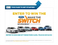 Enter to win a 2014 Ford F-150 - Ford Giveaways
