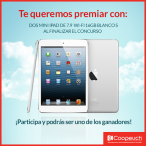 Concurso Coopeuch Pincha y Gana - www.coopeuch.cl