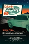Enter to win an Apple TV Big Screen TV $50 iTunes Gift Card & a movie basket filled with treats!! - www.clarion.com