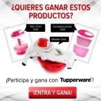 Concurso Tupperware México Chef - www.tupperware.com.mx