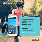 Concurso #MiMomentoSaludable - www.huaweidevice.com.ar/