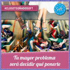 Concurso Soft Chile #ClosetSoñadoSoft - www.soft.cl