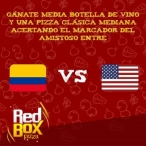 Concurso Red Box Pizza - www.redbox.com.co