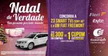 Participe da Promoção de Natal do Shopping Guararapes e concorra a prêmios - www.shopping-guararapes.com