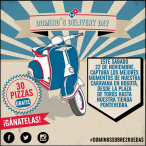 Concurso Domino´s Delivery day - www.dominos.com.co