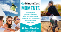 YOU COULD WIN $1000 Visa Gift Card - www.AccuWeather.com