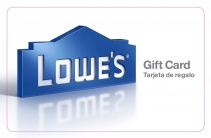 Enter for your chance to win one of four weekly $250 Lowes gift cards or a Grand Prize Lowes gift card of $3000 - www.lowes.com