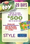 Enter to win a $500 Toys R Us gift card! - www.donjenkinsautogroup.com