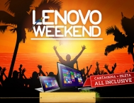 Lenovo Weekend - ww.lenovo.com/co/es