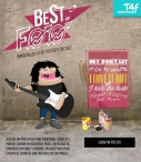 "CONCURSO 'BEST OF FOO"" - T4F Chile"
