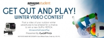 Enter for a chance to win a new GoPro HERO4 - Amazon.com