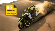 Win a $20000 Can ‐ Am� Off Road vehicle - Bombardier Recreational Products Inc.