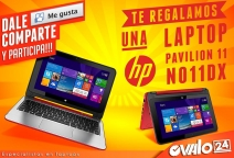 Gana LAPTOP HP PAVILION 11 N011DX CONVERTIBLE - OVALO 24