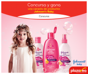 Concurso Johnsons Baby - Plaza Vea