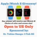 Apple iWatch Sport Giveaway! - JavaJohnZ