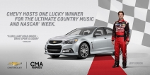 win a 2015 Chevrolet SS - Chevrolet