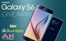 Win a Samsung Galaxy S6 from Android Headlines and SlickWraps! - Android Headlines