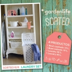 SORTEAMOS 1 LAUNDRY SET - GARDENLIFE
