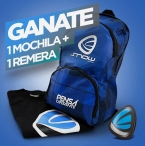 ¡SORTEAMOS UNA MOCHILA Y UNA REMERA DE SNOW TRAVEL ARGENTINA! - Snow Travel