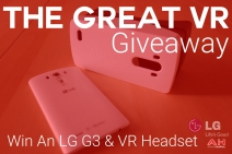 International LG G3 and VR Headset Contest - Android Headlines