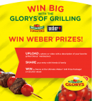 Win a $5000 Ultimate Weber Grill Prize Package - Nature Sweet