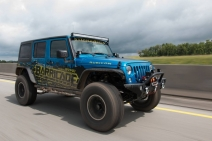 Win a Fully-Built & Supercharged 2015 Jeep Wrangler - Extreme Terrain