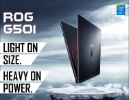 Win a ASUS ROG G501JW-DS71 Gaming Laptop 15.6 - Newegg