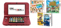 Win a Nintendo 3DS XL & Four New Games! - ideasanddiscoveries