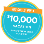 Win a $10000 Visa gift card - michaels