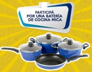 Participá by a battery of kitchen mica 7 pieces! - Fainalind