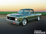 ENTER TO WIN A 1972 CHEVROLET C-10 AND MAKE IT LOOK LIKE YOU ALWAYS DREAMED IT - www.aapcustomride.com