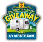 $44383 Airstream 16′ Sport - www.behindthesigngiveaway.com