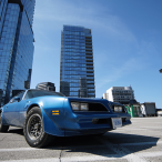 GRAND PRIZE: Rob Ford Give-away 1977 Blue Trans Am - toronah.com