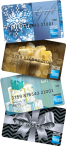 Win one of Five $1000 American Express� Gift Cards each month - Amex