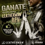 GANATE UNA PINZA LEATHERMAN REV - Diana Outdoors